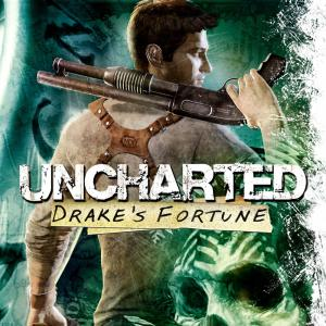 Uncharted: Drake's Fortune Original Soundtrack from the Video Game. Front. Click to zoom.