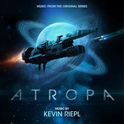 Atropa Music from the Original Series. Передняя обложка. Click to zoom.