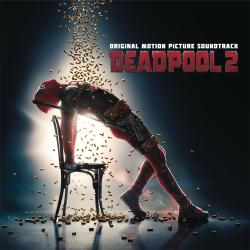 Ashes From Deadpool 2 - Single. Передняя обложка. Click to zoom.