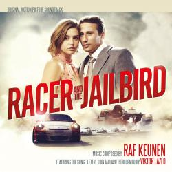 Racer and the Jailbird Original Motion Picture Soundtrack. Передняя обложка. Click to zoom.