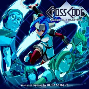 CrossCode Original Soundtrack. Лицевая сторона . Click to zoom.