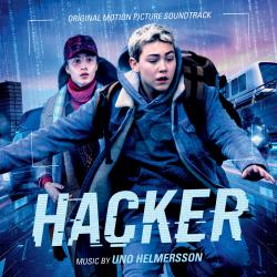 Hacker Original Motion Picture Soundtrack. Передняя обложка. Click to zoom.