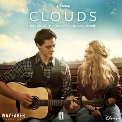 CLOUDS Music from the Disney+ Original Movie. Передняя обложка. Click to zoom.