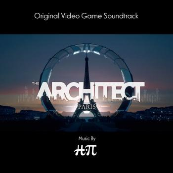 The Architect : Paris (Original Video Game Soundtrack). Front . Click to zoom.