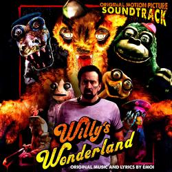 Willy's Wonderland Original Motion Picture Soundtrack. Передняя обложка. Click to zoom.