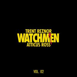 Watchmen: Volume 2 Music from the HBO Series. Передняя обложка. Click to zoom.