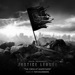 The Crew at Warpower From Zack Snyder's Justice League - Single. Передняя обложка. Click to zoom.