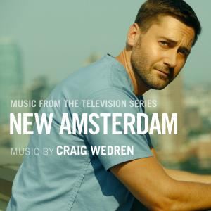 New Amsterdam Music from the Television Series. Лицевая сторона. Click to zoom.