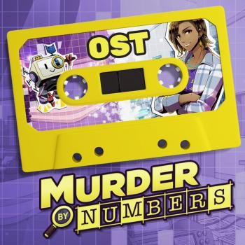 Murder By Numbers Original Game Soundtrack. Front. Click to zoom.
