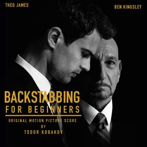 Backstabbing for Beginners Original Motion Picture Score. Лицевая сторона. Click to zoom.