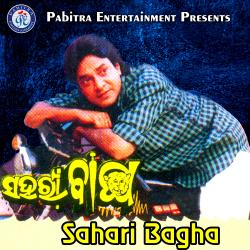 Sahari Bagha Original Motion Picture Soundtrack - EP. Передняя обложка. Click to zoom.