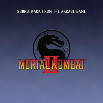 Mortal Kombat II Soundtrack from the Arcade Game. Front. Click to zoom.