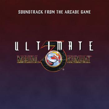 Ultimate Mortal Kombat 3 Soundtrack from the Arcade Game. Front. Click to zoom.