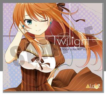 ALcot Vocal collection. Vol.7 Twilight. Untitled. Click to zoom.